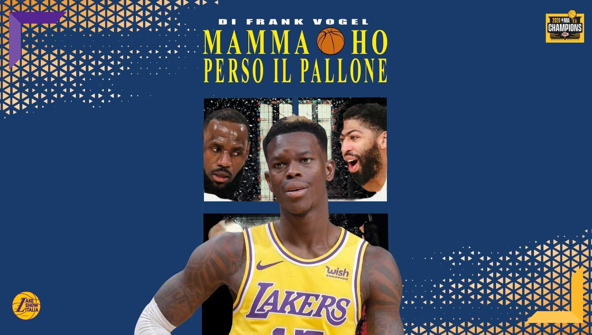 L'assenza di LeBron ha aumentato le responsabilità di Dennis Schröder. Il risultato? Non esattamente quello atteso dai Los Angeles Lakers.