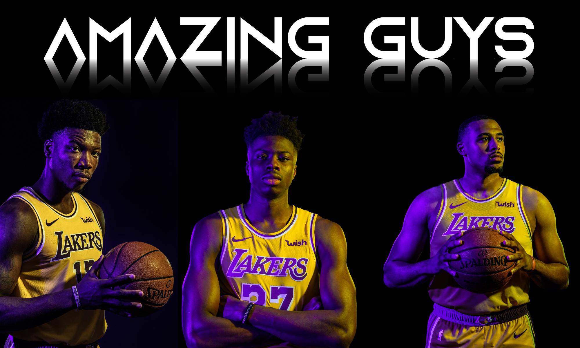 Amazing Guys