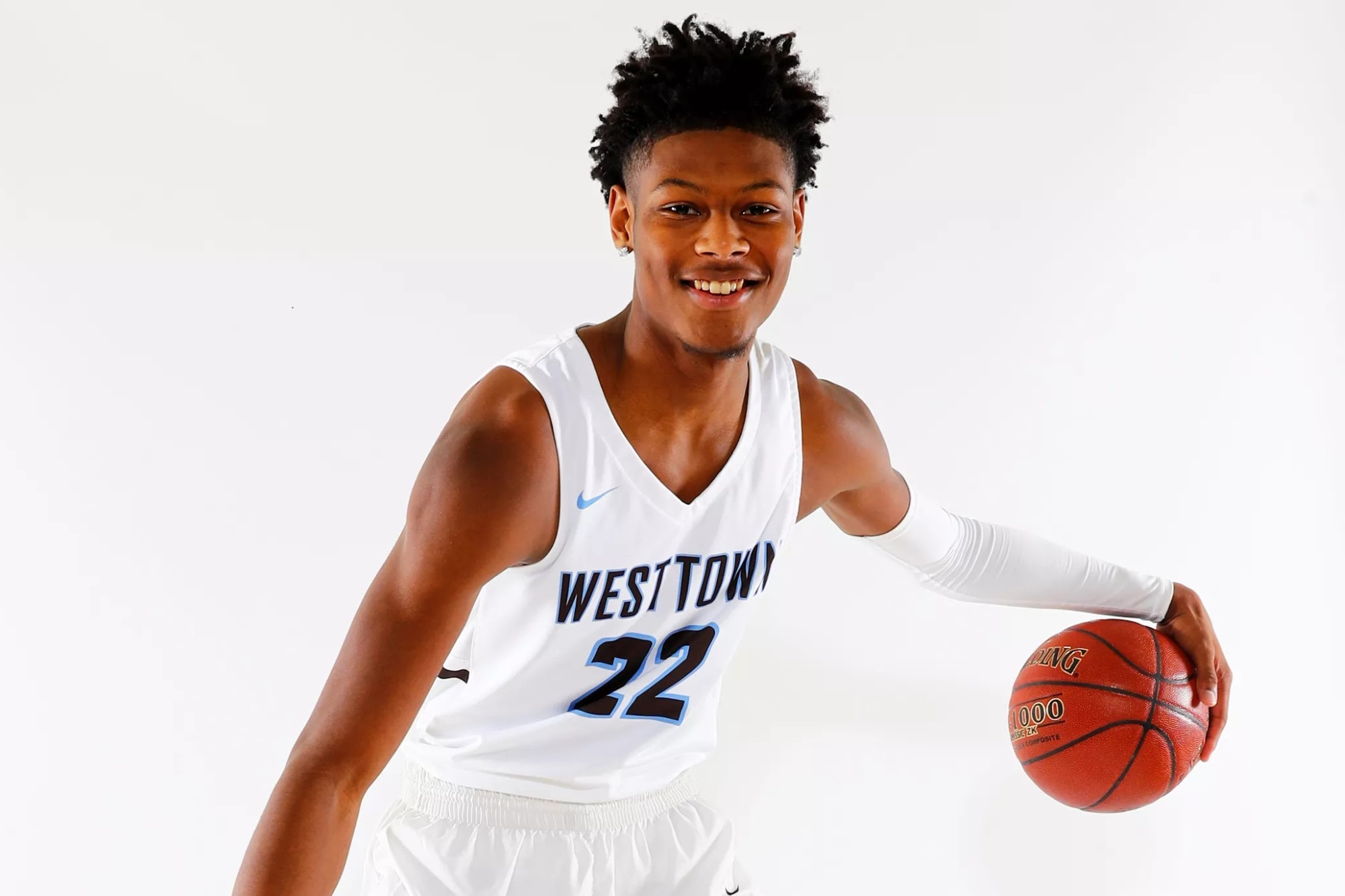 Cam Reddish, Westtown School at 2018 Spalding HoopHall Classic