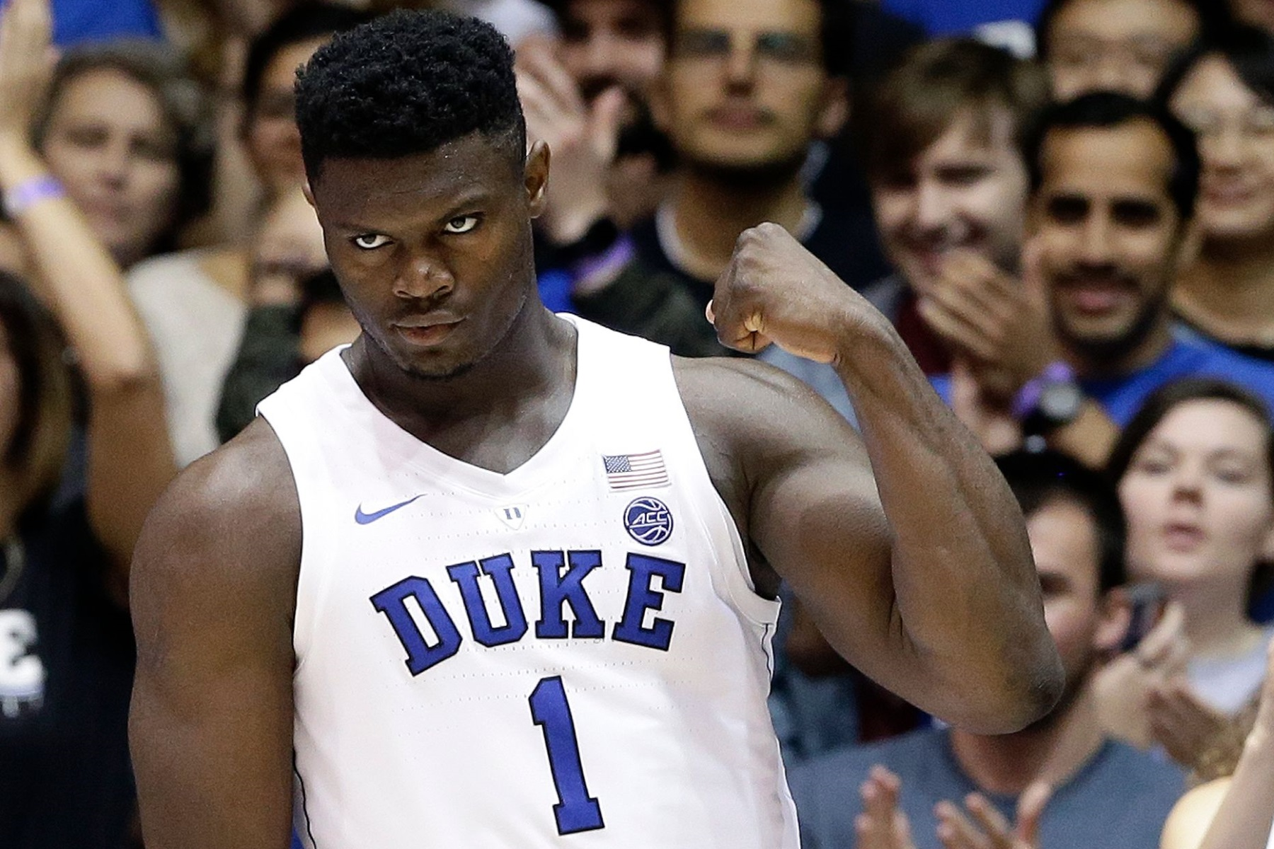 Zion Williamson, Duke vs Eastern Michigan