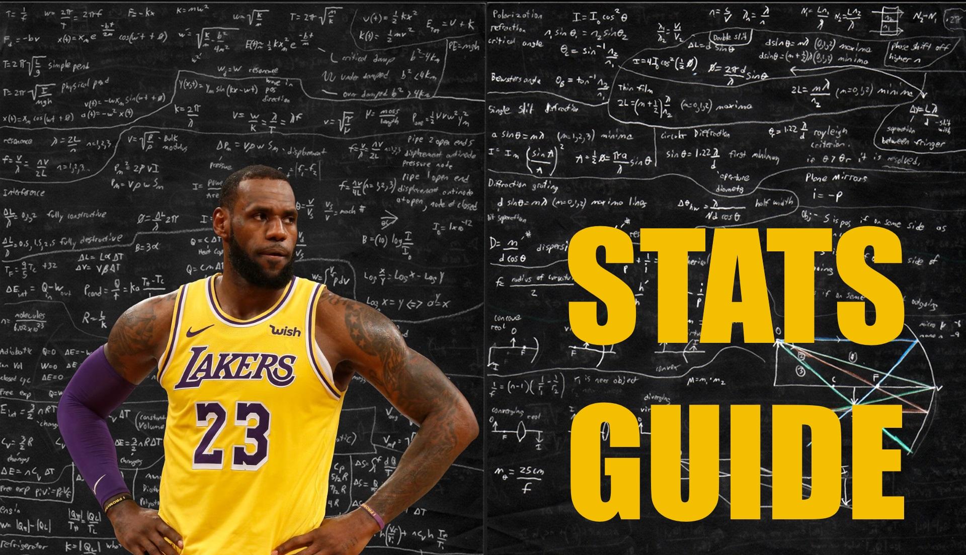 NBA Advanced Stats
