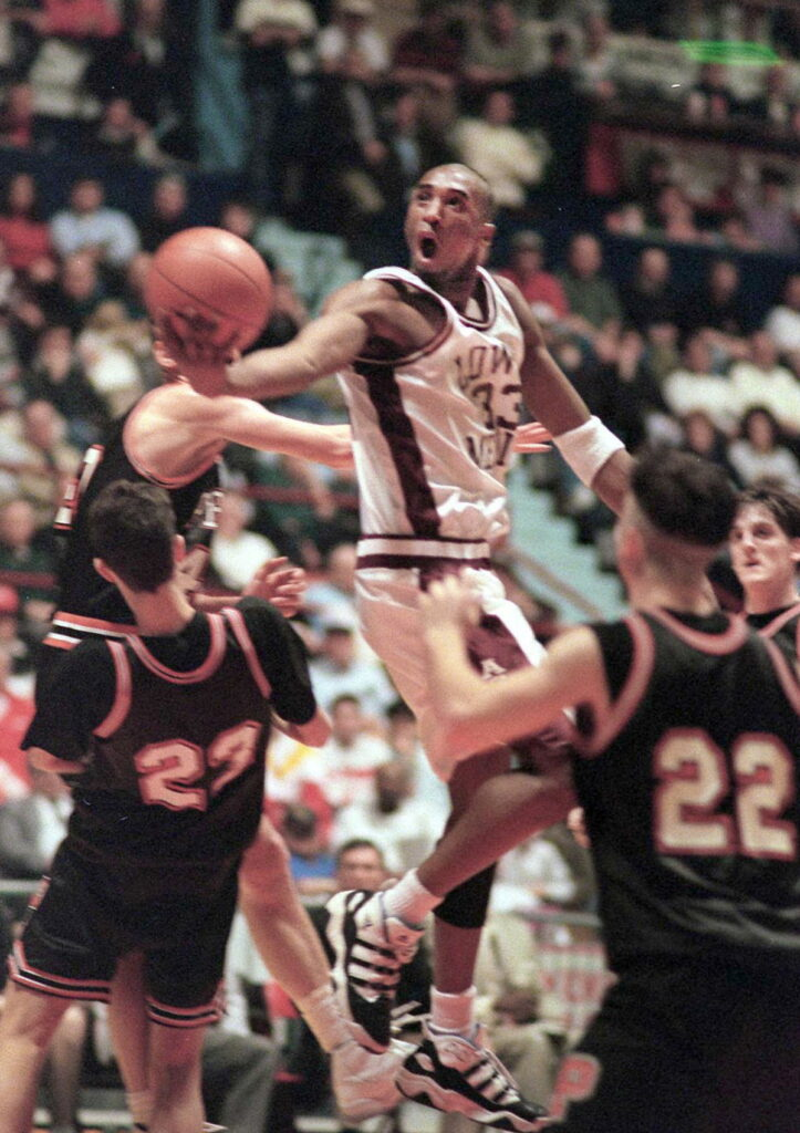 Kobe Bryant, Lower Merion vs Erie Cathedral Prep