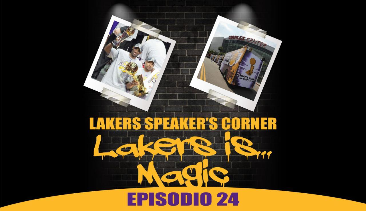 Lakers is... Magic
