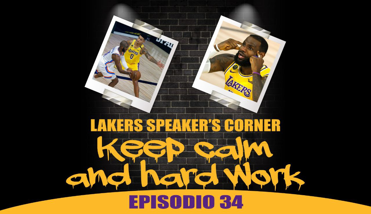 Ep. 034 - Keep Calm and Hard Work