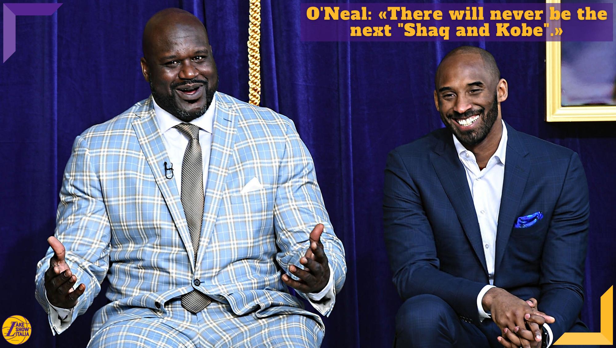 Secondo O'Neal, Bryant sarebbe orgoglioso di questi Lakers