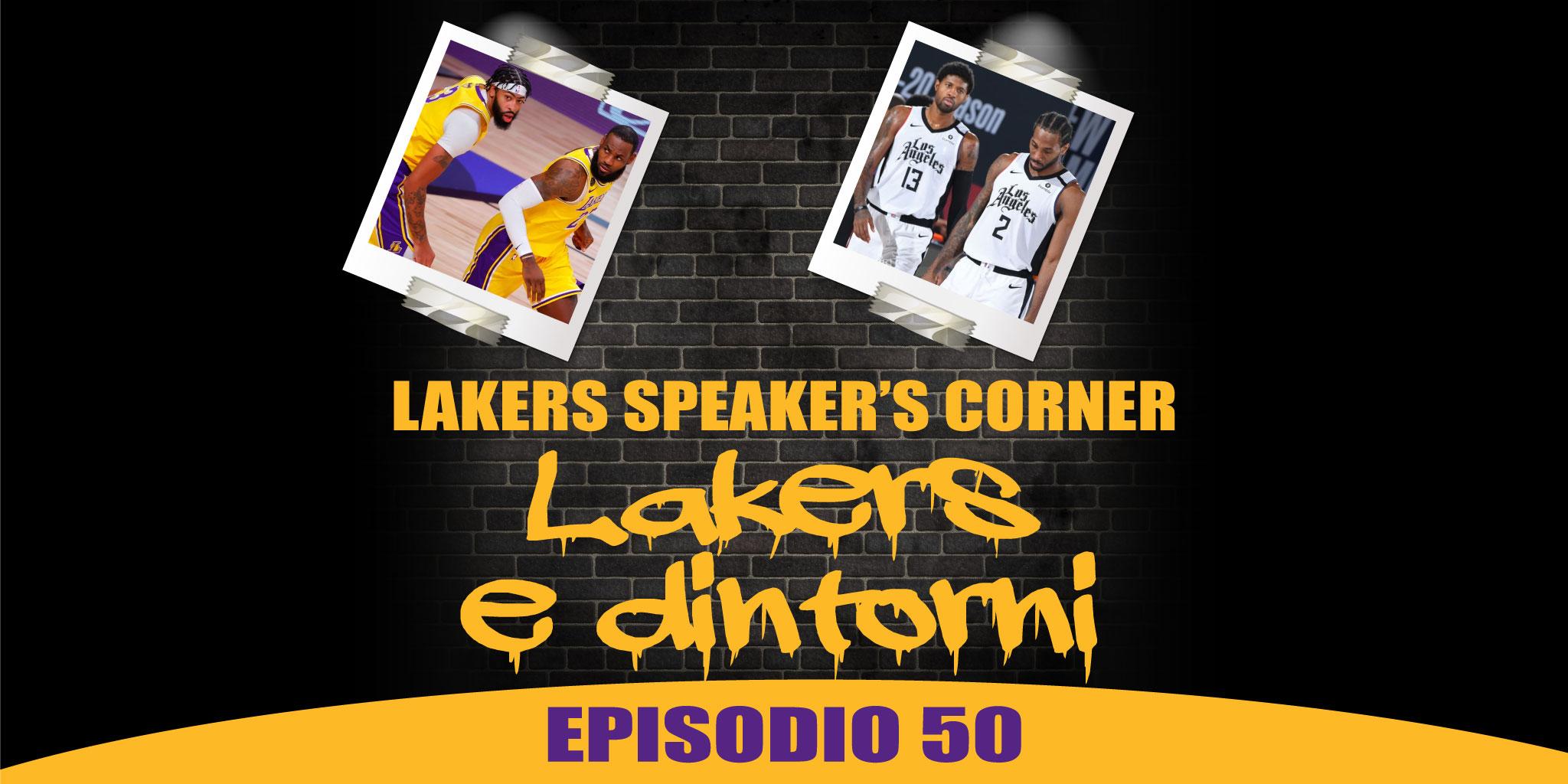 Lakers e Dintorni