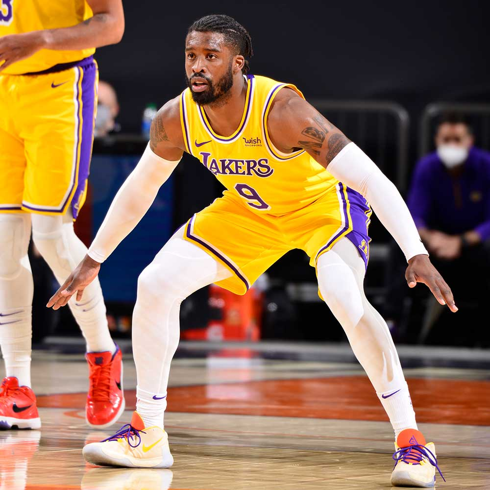 Wesley Matthews, Los Angeles Lakers vs Phoenix Suns