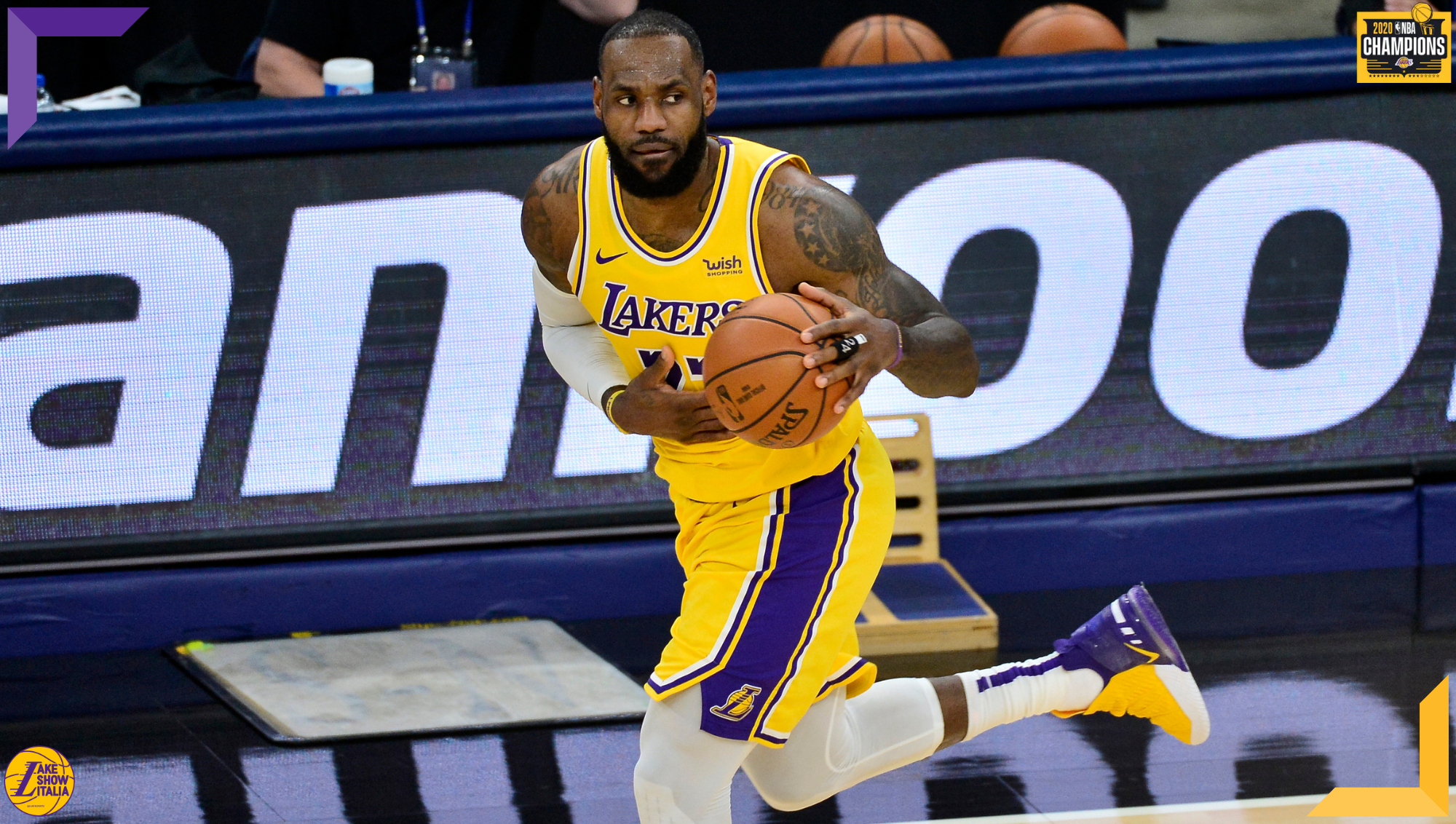LeBron James, Los Angeles Lakers vs Memphis Grizzlies