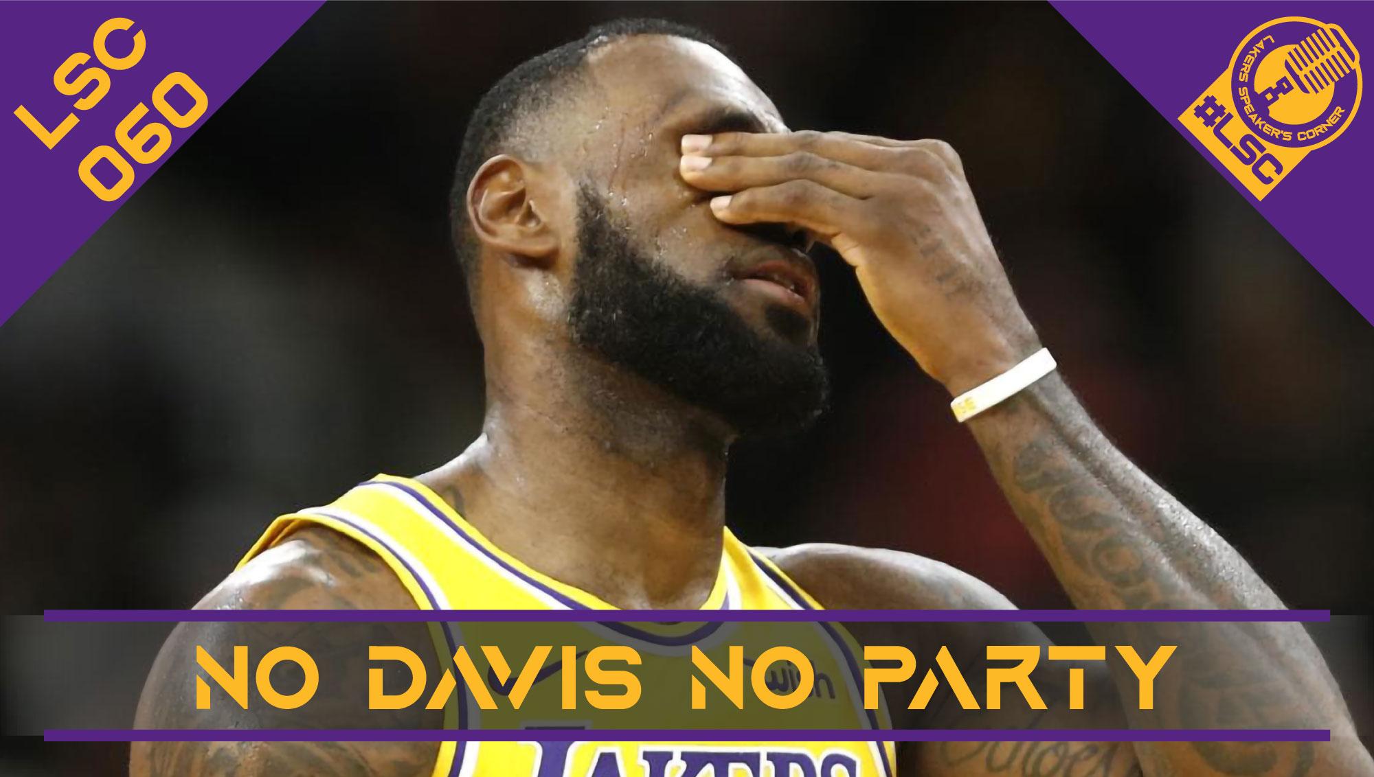 No Davis No Party