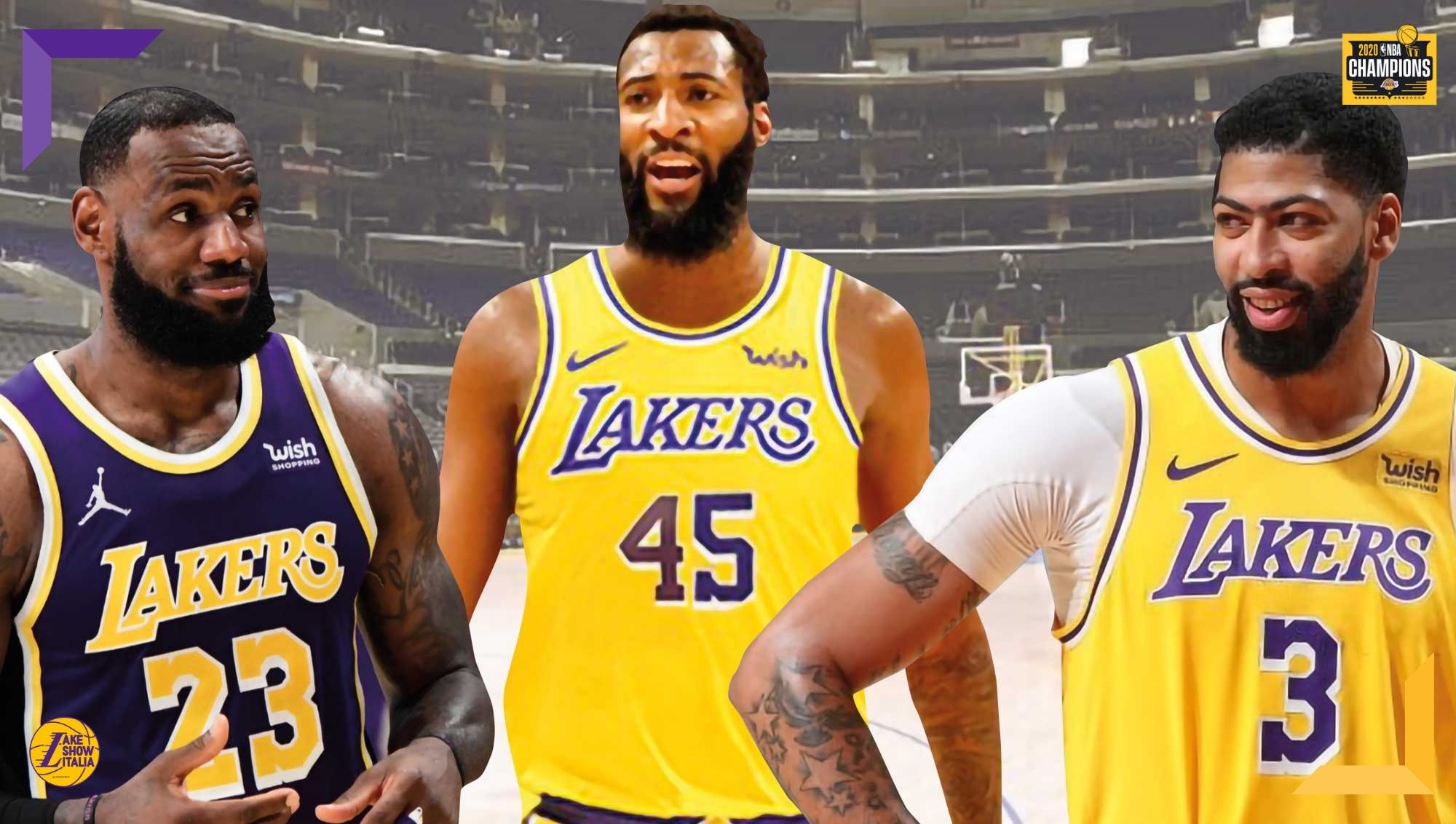 Perché Andre Drummond dovrà evolversi per diventare un giocatore funzionale in una contender come i Los Angeles Lakers.