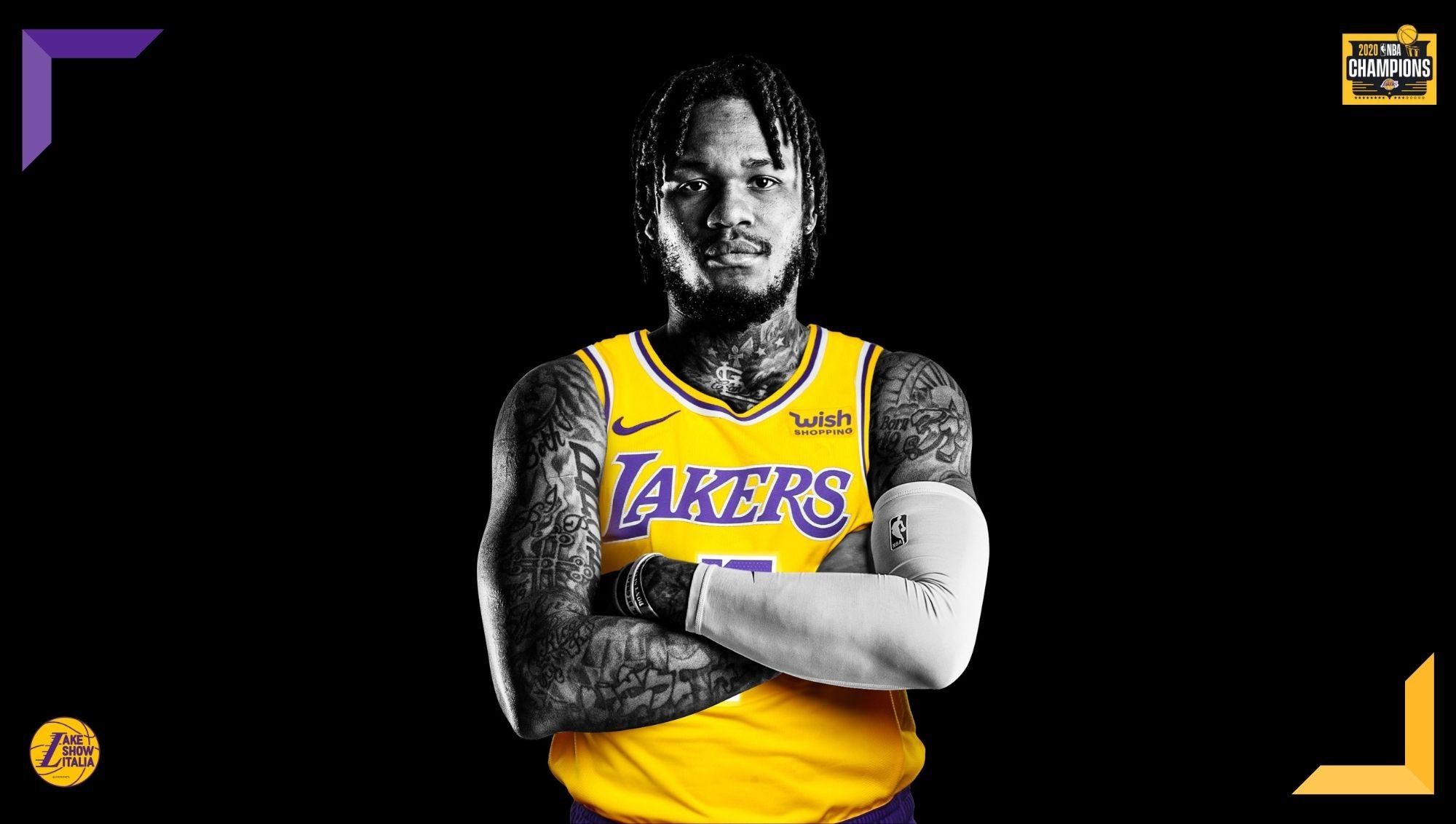 I Los Angeles Lakers hanno annunciato l'arrivo di Ben McLemore. Per il tiratore ex Rockets contratto fino al termine della stagione.