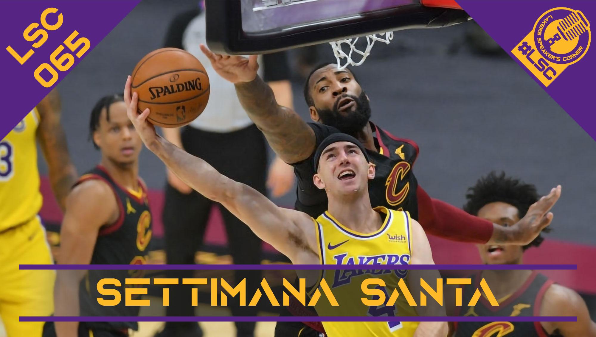 Le vittorie sofferte dei Lakers contro Cavs e Magic, la settimana di Dennis Schröder e l'arrivo di Andre Drummond.