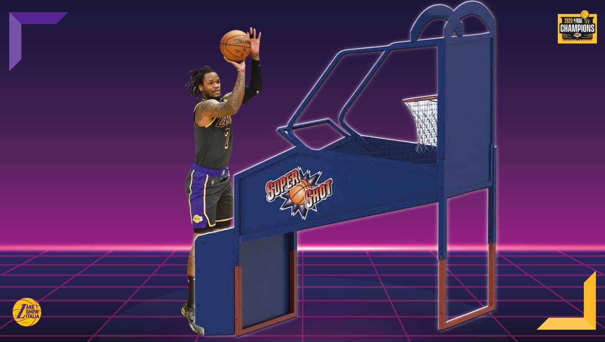I Los Angeles Lakers cercavano un tiratore e con Ben McLemore sperano di aver preso il cecchino visto l'anno scorso negli Houston Rockets.