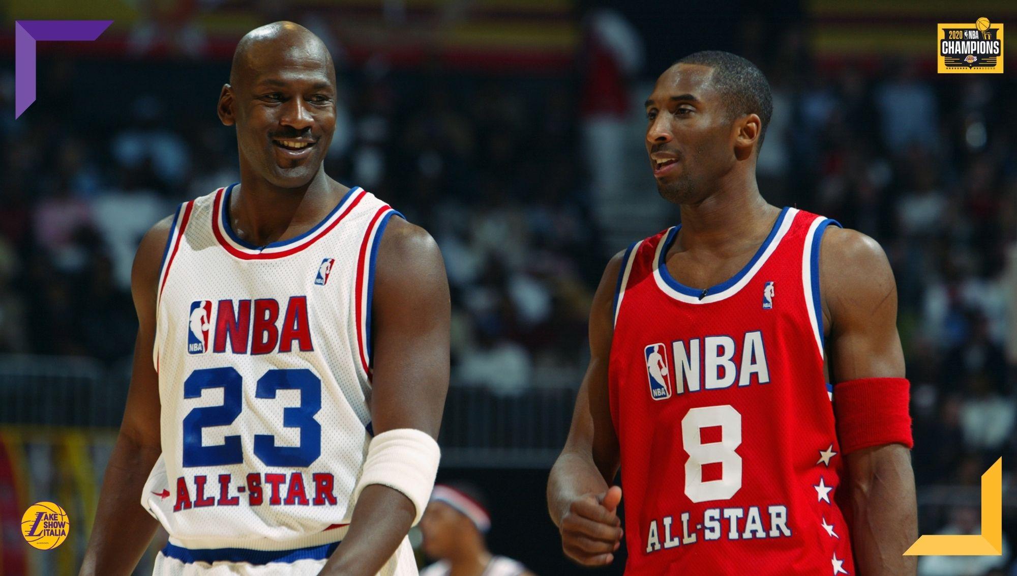 Kobe Bryant sarà presentato da Michael Jordan nella cerimonia d'induzione della Classe 2020 della Hall of Fame del prossimo 15 Maggio.