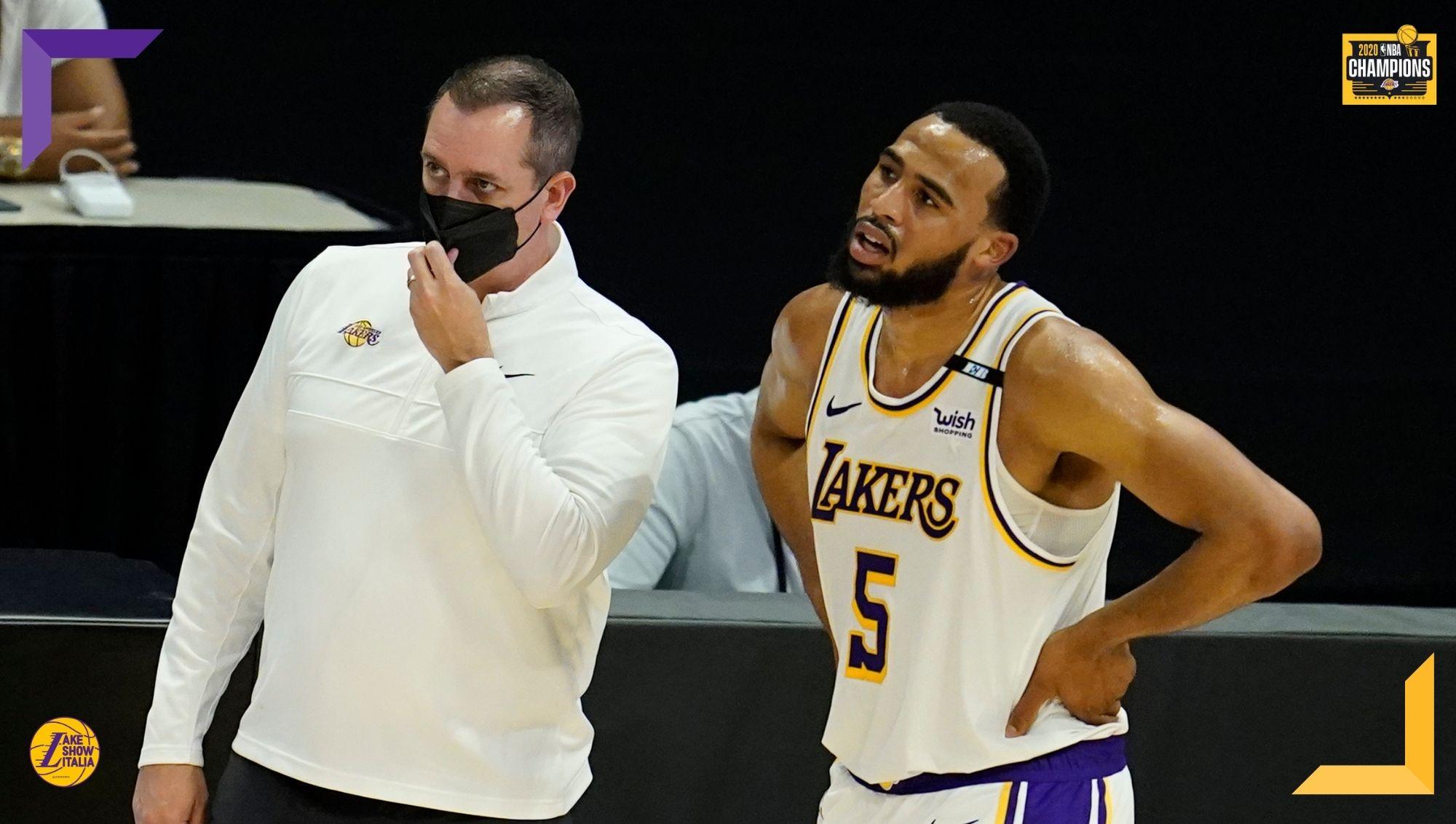 Gli LA Clippers dell'esordiente Rajon Rondo dominano i Los Angeles Lakers nel matinée di Pasqua. L'unico a salvarsi Talen Horton-Tucker.