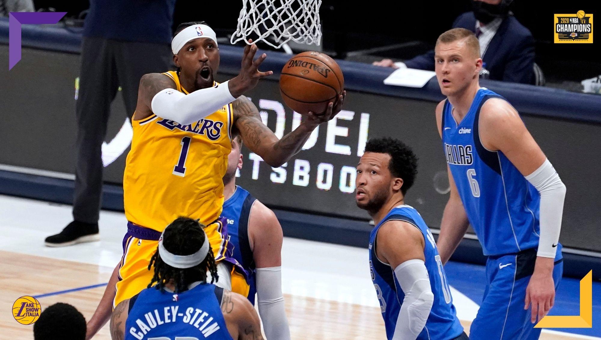 Luka Doncic trascina i Dallas Mavericks contro i Los Angeles Lakers del rientrante Anthony Davis. Ottime prove per Schröder e Caldwell-Pope.