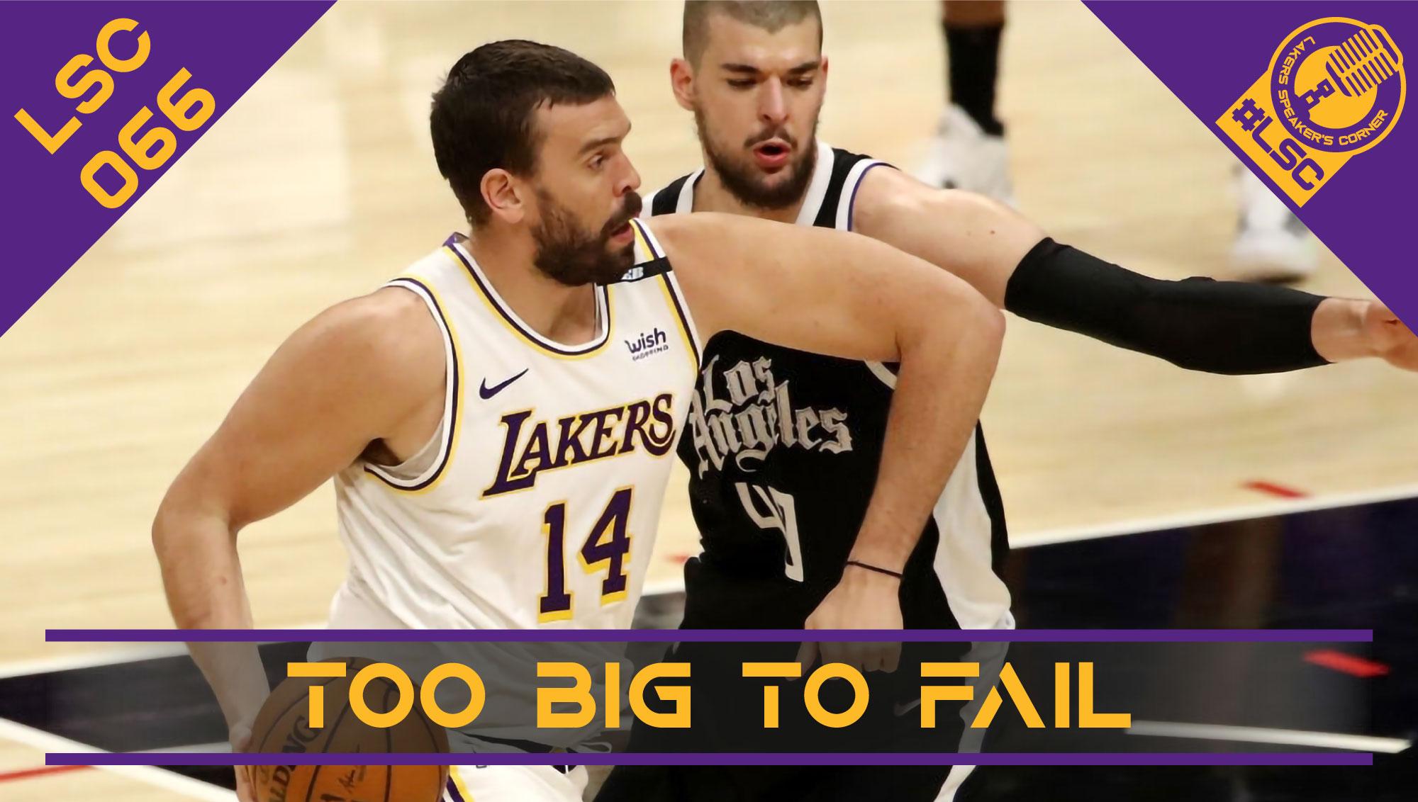 Il momento di Markieff Morris e Alex Caruso e le possibili rotazioni dei lunghi dei Los Angeles Lakers ai playoff.