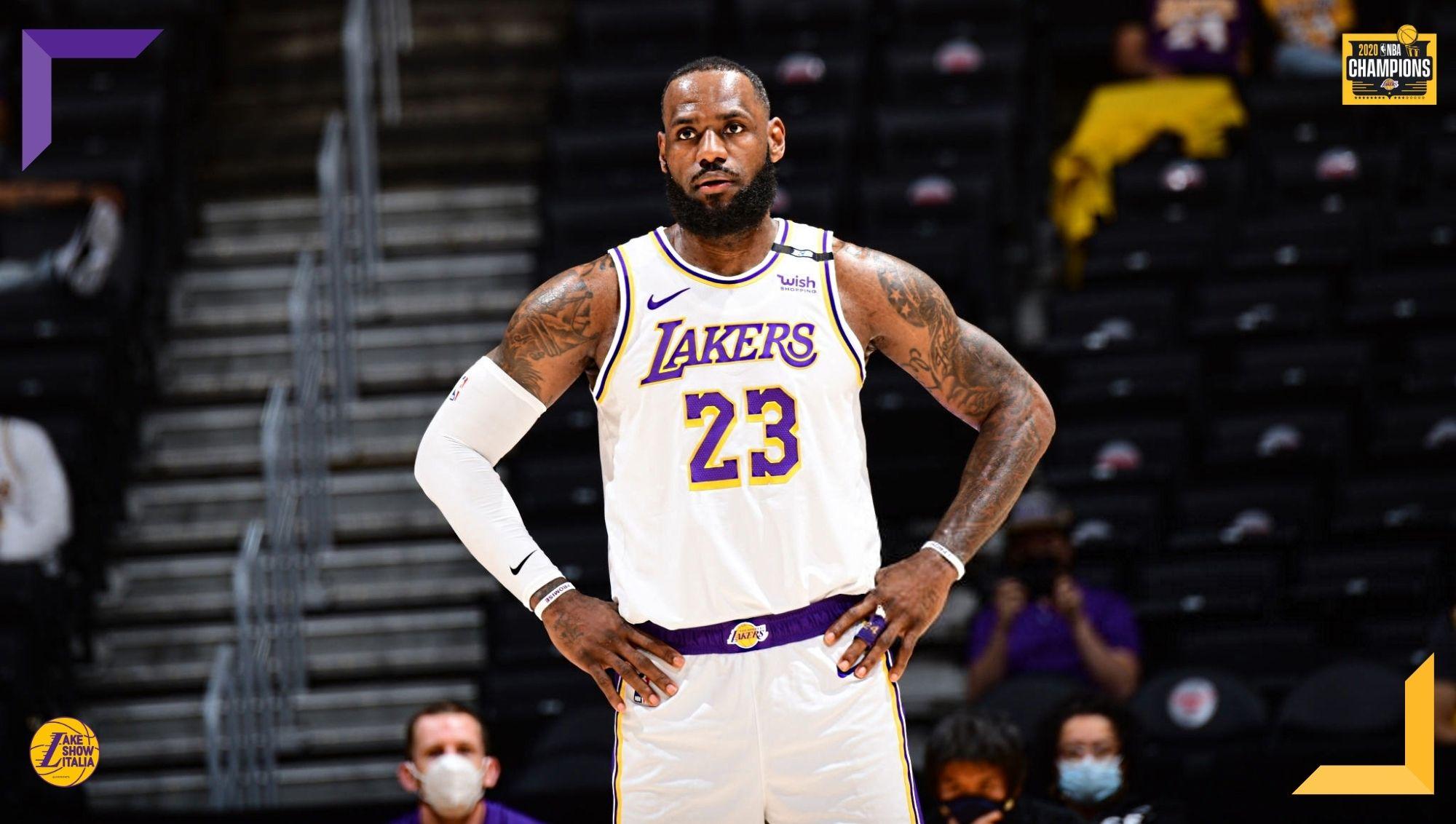 Ancora una sconfitta per i Los Angeles Lakers, che cedono il passo ai Toronto Raptors di Lowry e Siakam. LeBron James costretto ad uscire nel finale.