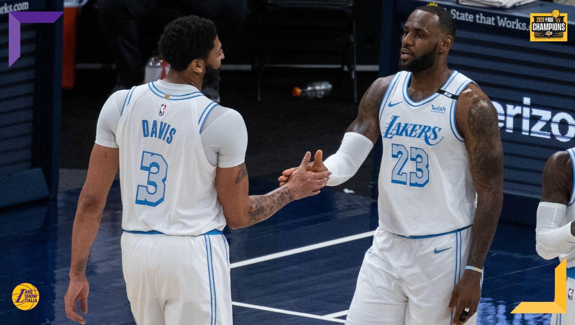 I Los Angeles Lakers superano gli Indiana Pacers e tengono accesa la speranza di evitare il Play-In. Buon rientro per James, non al meglio Schröder.