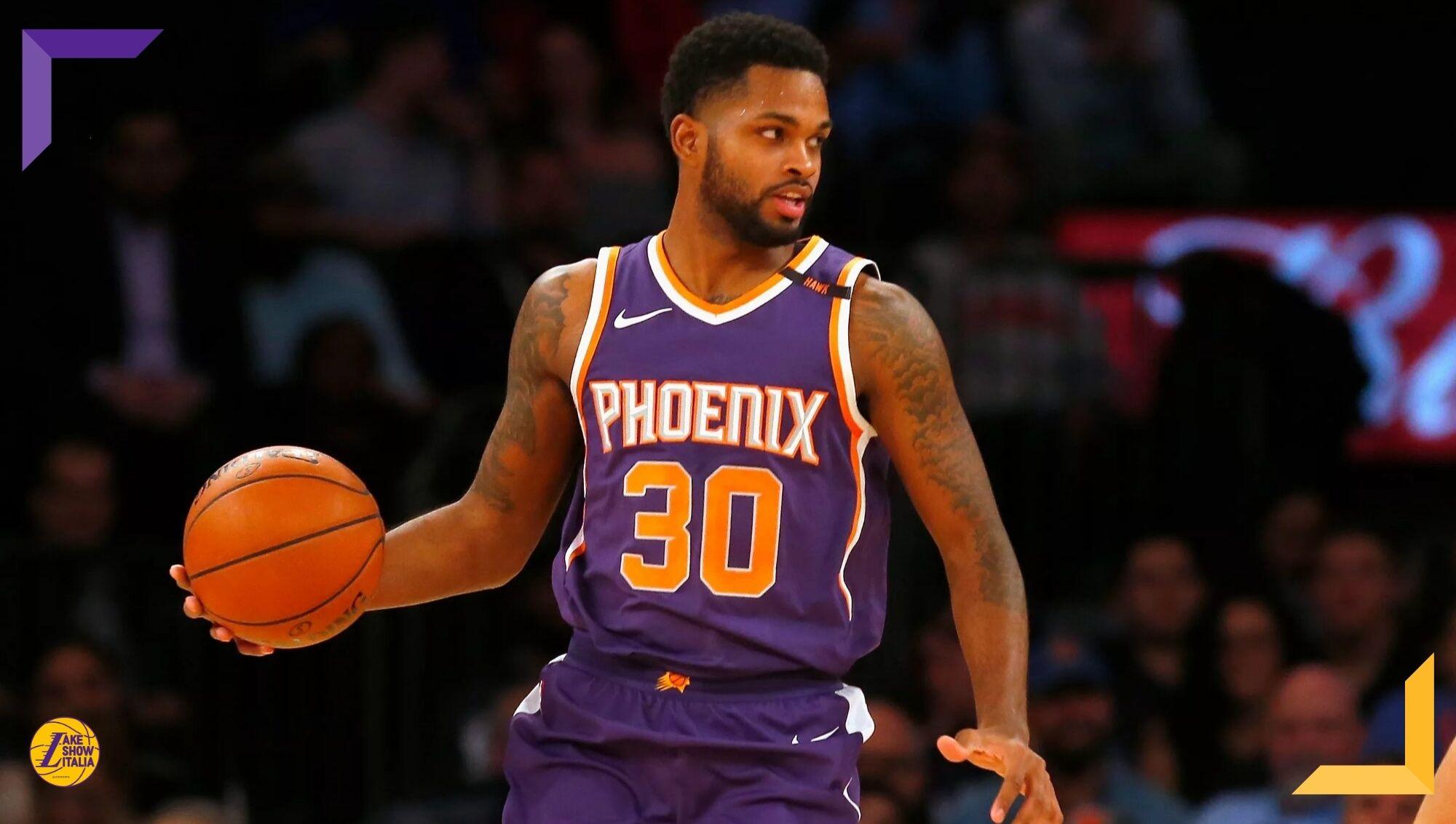 Prima colpo per i Los Angeles Lakers, che firmano Troy Daniels. In sei stagioni in NBA, l'ex Phoenix Suns ha tirato con il 40% da tre.