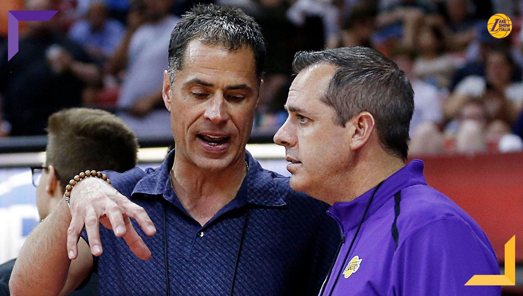 Dopo un anno di assenza torna la Summer League di Las Vegas. Presenti i Los Angeles Lakers, che disputeranno almeno quattro gare ad Agosto.