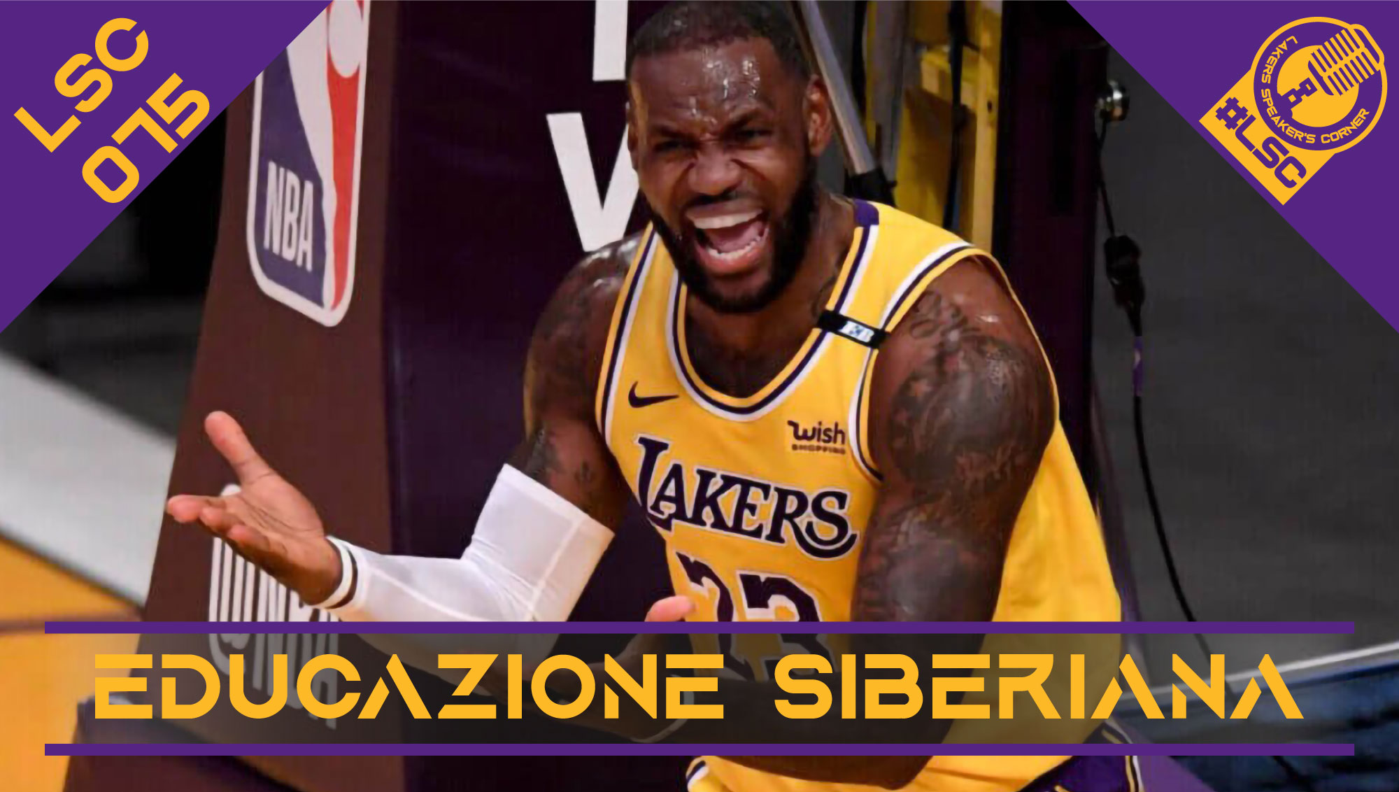 La disfatta dei Los Angeles Lakers contro i Phoenix Suns e l'analisi di cosa non ha funzionato quest'anno nella stagione gialloviola.