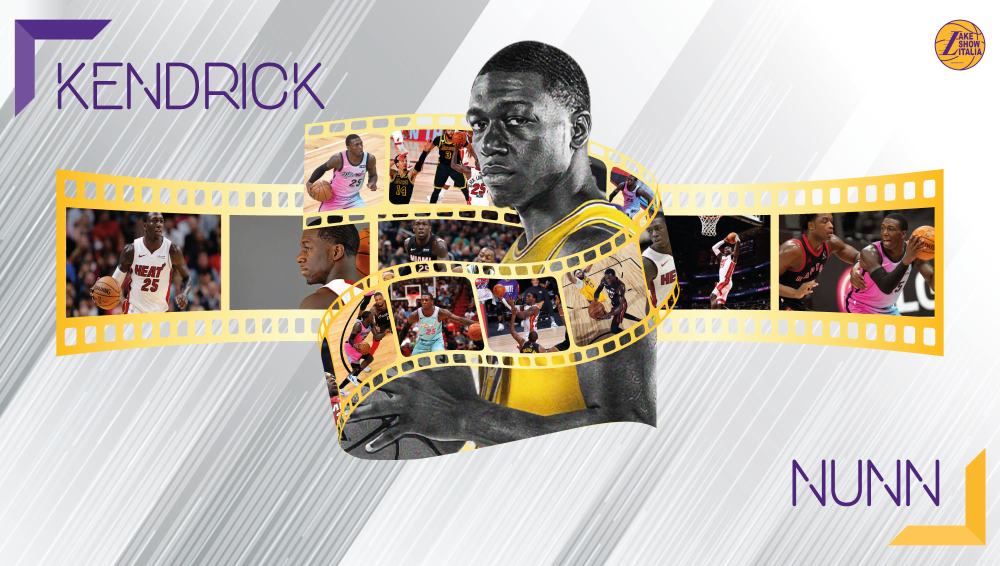 Punti rapidi, tiro da tre e difesa tutta da scoprire. Scopriamo Kendrick Nunn, la firma più onerosa della free agency dei Los Angeles Lakers.