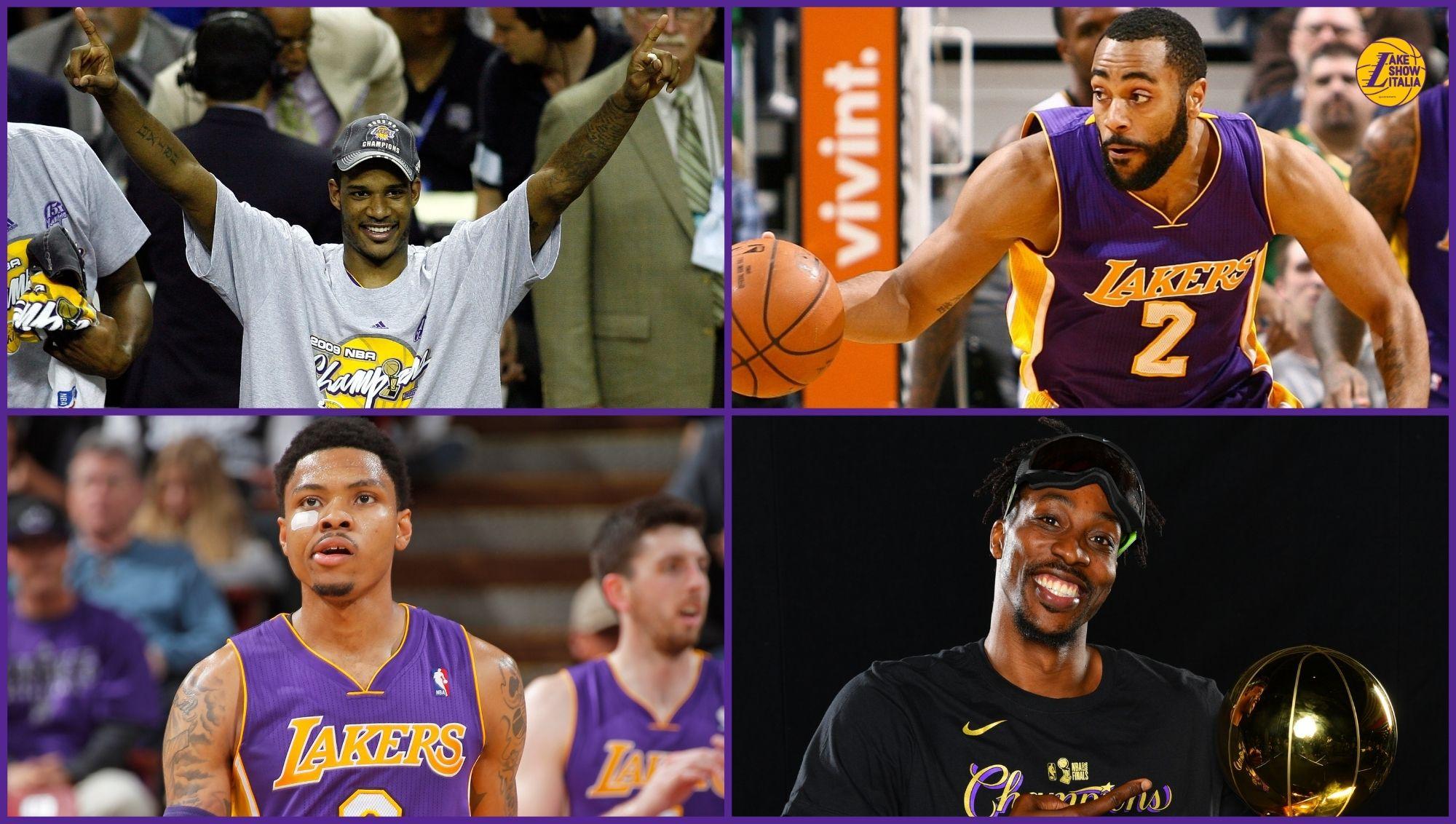 Reunion Night per i Lakers, che riportano a Los Angeles i veterani Trevor Ariza, Kent Bazemore, Wayne Ellington e Dwight Howard.