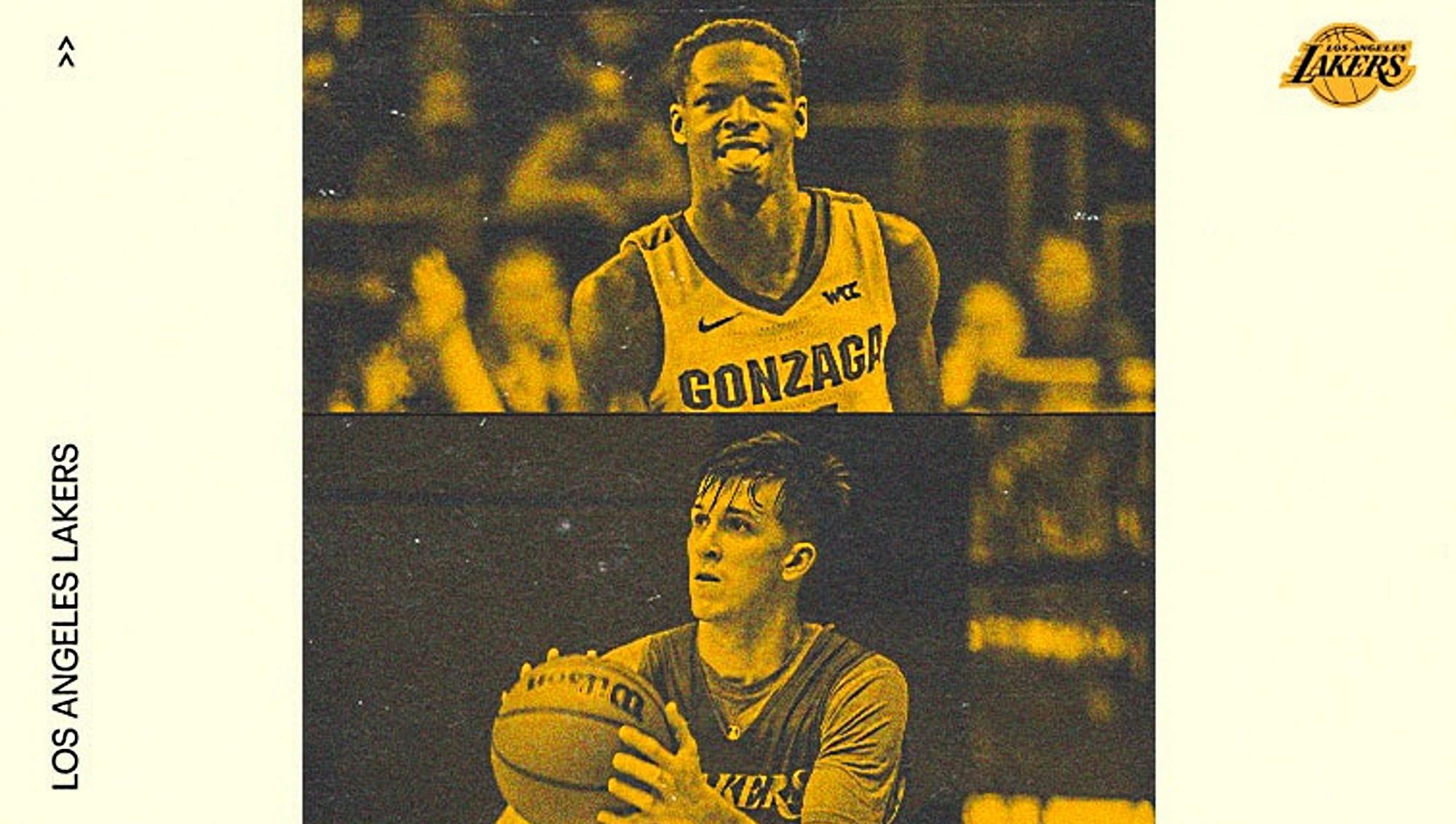 l Los Angeles Lakers hanno annunciato la firma di Joel Ayayi e Austin Reaves. I due rookie saranno i two-way player per la prossima stagione.