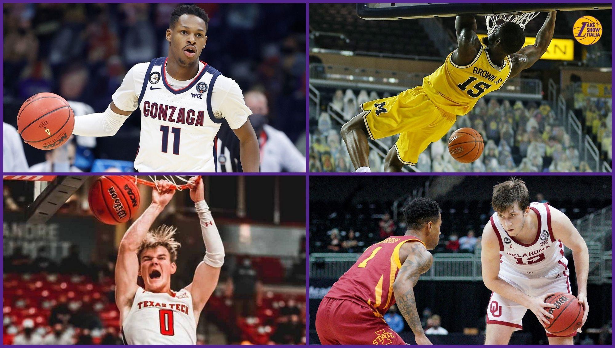 Al termine del Draft i Lakers hanno firmato Joel Ayayi e Austin Reeves come two-way player, Chaundee Brown e Mac McClung con dei decadali.