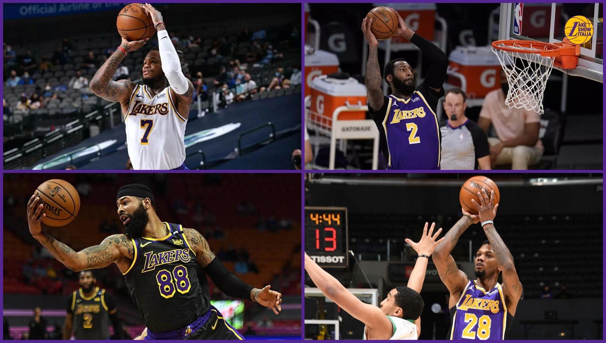 Ben McLemore, Andre Drummond e Markieff Morris si accasano a Portland, Philadelphia e Miami. Nel mentre i Lakers tagliano McKinnie.