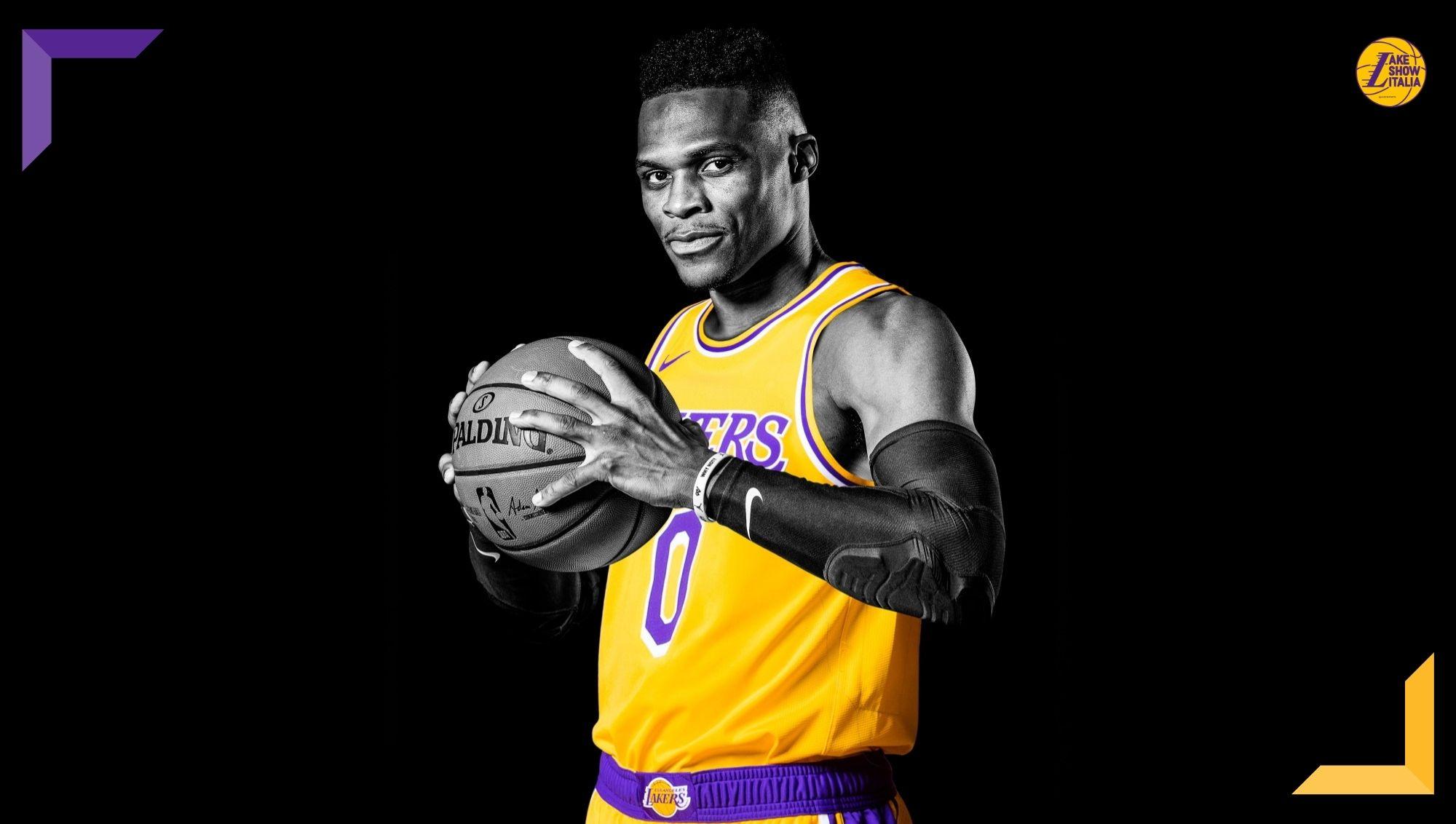 Il GM Rob Pelinka ha annunciato l'arrivo di Russell Westbrook. I Los Angeles Lakers hanno ceduto Harrell, KCP, Kuzma e la pick #22 ai Wizards.