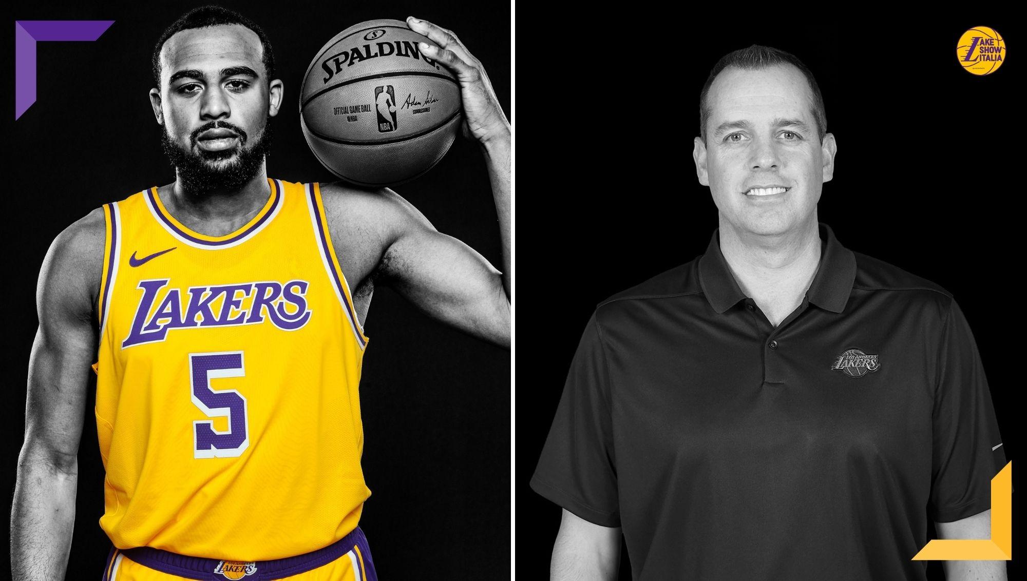 Il General Manager Rob Pelinka ha ufficializzato i rinnovi con i Los Angeles Lakers di Talen Horton-Tucker e del coach Frank Vogel.