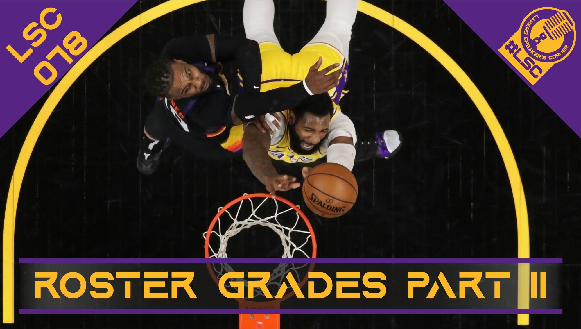 La stagione complicata di LeBron James e Anthony Davis e tutto quello che non ha funzionato nel reparto lunghi dei Los Angeles Lakers.