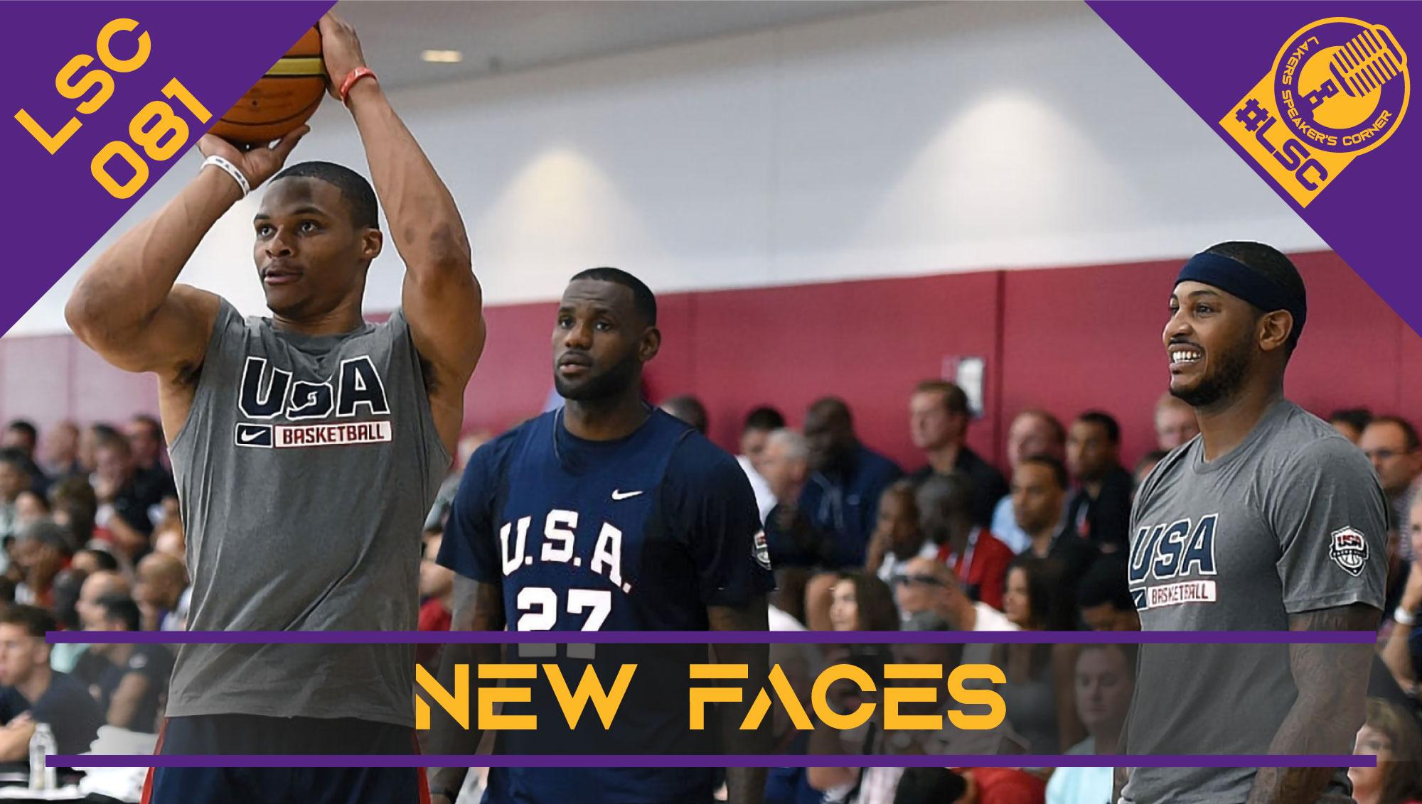 La ricca free agency dei Los Angeles Lakers, le nostre aspettative sul roster della prossima stagione e un saluto ad Alex Caruso.