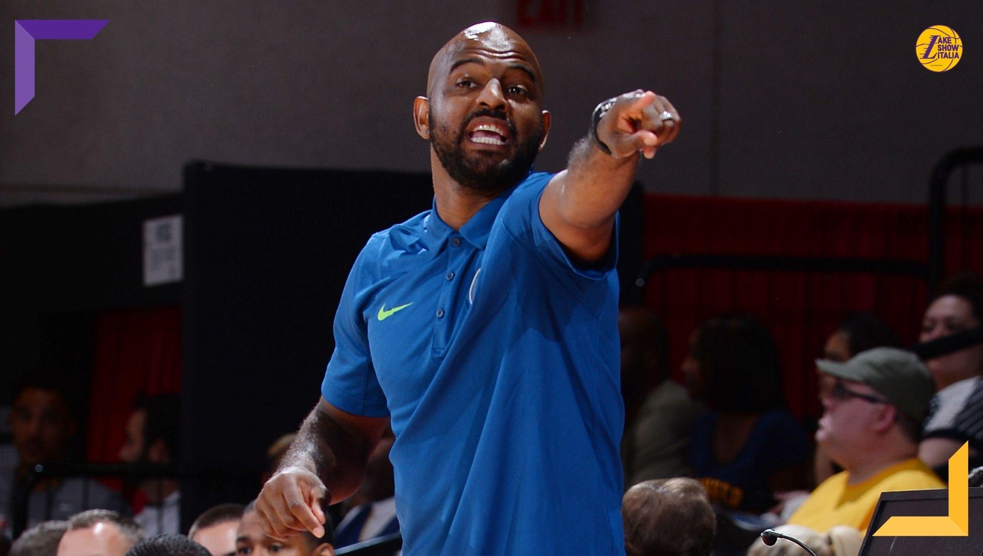 John Lucas III entra nello staff dei Los Angeles Lakers. Il coach si occuperà dello sviluppo dei giocatori e del rapporto tra staff e roster.