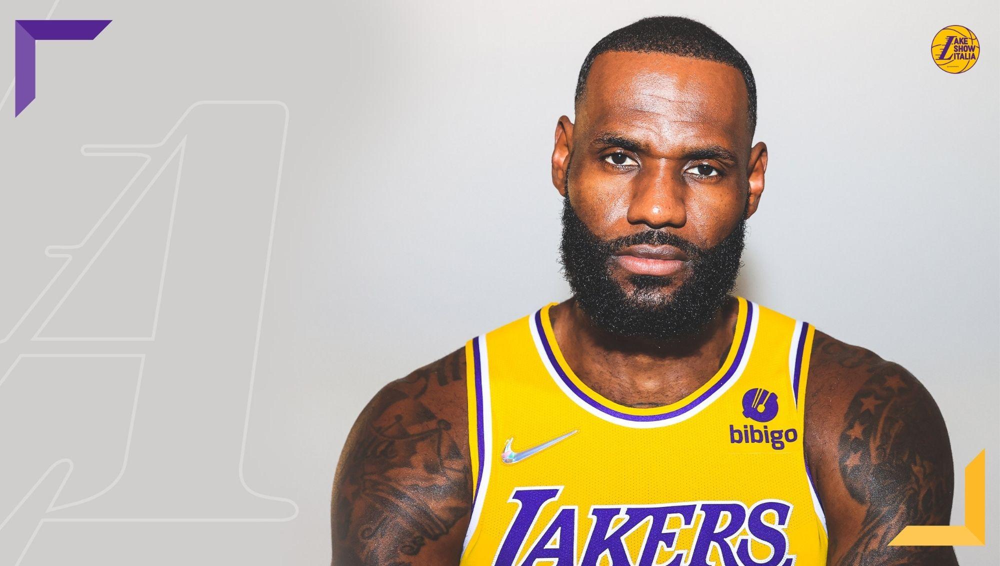 I Los Angeles Lakers hanno ufficializzato una partnership milionaria con bibigo. La patch del colosso coreano esordirà già dalla preseason.