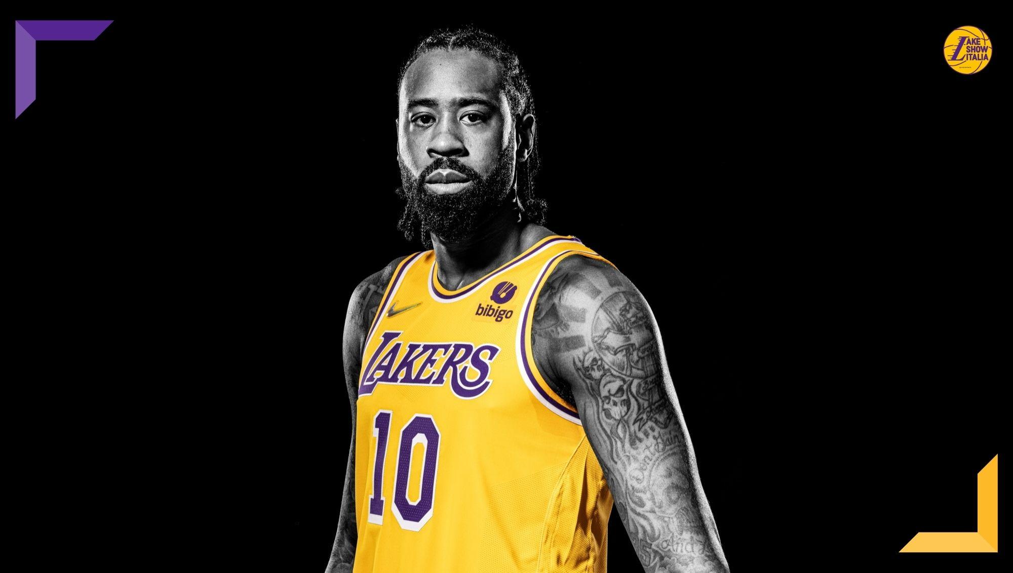 Il GM Rob Pelinka ha annunciato l'arrivo ai Lakers, di DeAndre Jordan, che non vede l'ora di giocare al fianco di James, Westbrook e Davis.